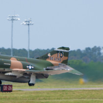 F-4 Phantom II Takeoff