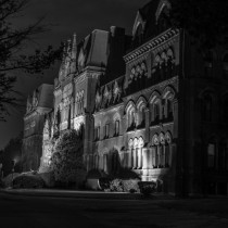 St Pauls School B&W Night
