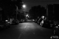 Bronx Neighborhood in Film Noir