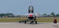 USAF Thunderbirds Single Falcon